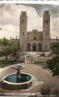 P-12-MOGADISCIO-LA CATTEDRALE VISTA DAL PALAZZO DEL GOVERNO-CARD MIS.9.30X6-PERIODO COLONIALE ITALIANO - Somalia