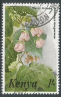 Kenya. 1983 Flowers. 1/- Used. SG 263 - Kenya (1963-...)