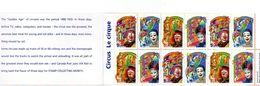 PIA - Can -1998 : Il Circo  -  Carnet - (Yv C 1611) - 1952-.... Regno Di Elizabeth II