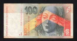 Banconota  Slovenia - 100 Korùn 1997 - Slovenia