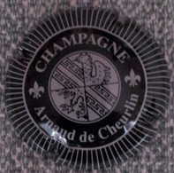 CAPSULA CHAMPAGNE ARNAUD DE CHEURLIN - Champagne