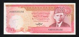 Banconota  Pakistan 100 Rupees 1973/78 - Pakistan