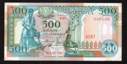 Banconota  Somalia 500 Shilin Soomaali 1996 - Somalia