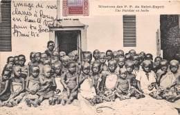 BURKINA FASO Missions Des PP Du Saint Esprit Une Paroisse En Herbe 7(scan Recto-verso) MA217 - Burkina Faso