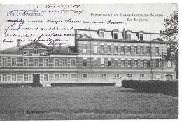 S'gravenwezel, Pensionnat Du Saint-coeur De Marie, La Façade, Verstuurd 1910 - Schilde