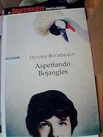 CARD  COPERTINA LIBRO O.Bourdeaut - En Attendant ASPETTANDO Bojangles   N2016  GO21875 - Filosofia & Pensatori