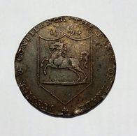 KENT - Hawkhurst - HALF Penny Token ( 1794 ) / Copper - Monetary/Of Necessity