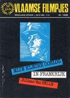 50 Jaar - Vlaamse Filmpjes - 26-12-1980 - Nr. 1426 - Mijn Kleine Oorlog In Frankrijk - Books, Magazines, Comics