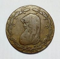 UNITED KINGDOM - ANGLESEY MINES - HALF Penny Token ( 1789 ) / Copper - Monetary/Of Necessity