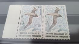 LOT 386951 TIMBRE DE COLONIE TAAF NEUF** VARIETE P DE POSTES OBSTRUE - Terres Australes Et Antarctiques Françaises (TAAF)