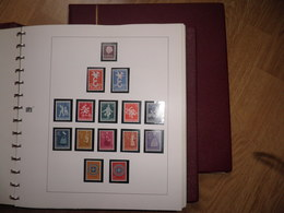 PAYS BAS. Collection Neufs ** 1958 à 1994 Dans 2 Albums SAFE, Complet à 90%. - Stamps