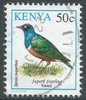 Kenya. 1993 Birds. 50c Used. SG 593 - Kenya (1963-...)