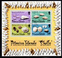 PC695 - PITCAIRN 1974 , Il BF N. 1 Usato .  CONCHIGLIE - Pitcairn