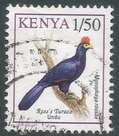 Kenya. 1993 Birds. 1/50 Used. SG 594a - Kenya (1963-...)