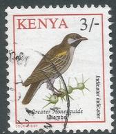 Kenya. 1993 Birds. 3/- Used. SG 595 - Kenya (1963-...)