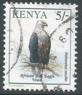 Kenya. 1993 Birds. 5/- Used. SG 595a - Kenya (1963-...)