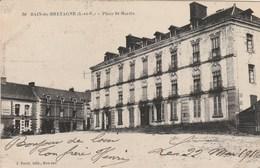 BAIN DE BRETAGNE            PLACE ST MARTIN - Frankreich