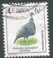 Kenya. 1993 Birds. 6/- Used. SG 595b - Kenya (1963-...)