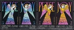 Christmas Island  SG. Nr. 53-56 MNH ** (3381) - Christmas Island