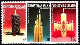 Christmas Island  SG. Nr. 178-180 MNH ** (3382) - Christmas Island