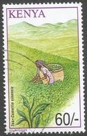 Kenya. 2001 Crops. 60/- Used. SG 780 - Kenya (1963-...)
