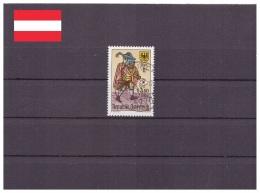 Autriche 1967 - Oblitéré - Journée Du Timbre - Michel Nr. 1255 Série Complète (aut1037) - 1961-70 Used