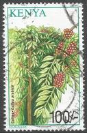 Kenya. 2001 Crops. 100/- Used. SG 782 - Kenya (1963-...)