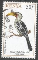 Kenya. 1993 Birds. 50/- Used. SG 601 - Kenya (1963-...)