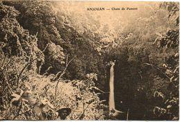 Anjouan. Chute De Pomoni - Comores