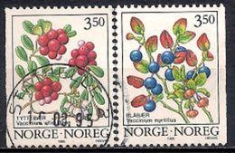 Norway 1995 - Wood Berries - Noruega