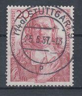Bundesrepublik 1957 Mi# 253 Gestempelt (BU4114) - BRD