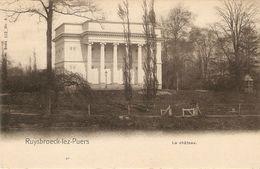 Ruysbroeck - Lez - Puers ( Puurs) : Château - Puurs