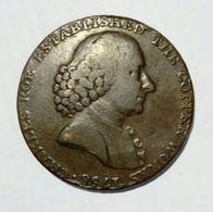 MACCLESFIELD - HALF Penny Token ( 1791 ) Charles Roe / Copper - Monetari/ Di Necessità