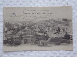 GRANVILLE - Vue Générale Prise Du Chalet Lorenzo - CPA - CP - Carte Postale - Granville
