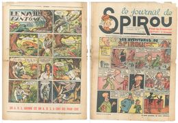 Le Journal De Spirou  1941 - Spirou Magazine
