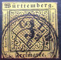 WURTEMBERG                 N° 2                   OBLITERE - Wurttemberg