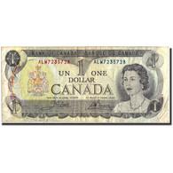 Billet, Canada, 1 Dollar, 1973, 1973, KM:85c, B+ - Canada