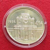 Malta 4 Pounds 1974 - Malta