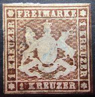 WURTEMBERG                 N° 11                   OBLITERE - Wuerttemberg