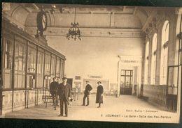 La Gare - Salle Des Pas-Perdus - Jeumont