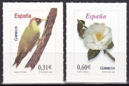 2008,  Spanien, 4287/88, Freimarken: Flora Und Fauna.  MNH ** - 1931-Today: 2nd Rep - ... Juan Carlos I