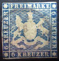 WURTEMBERG                 N° 32                         OBLITERE - Wuerttemberg