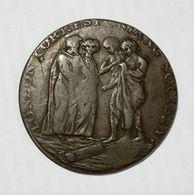 LONDON Corrisponding Society / NEWGATE - HALF Penny Token ( 1794 ) / Copper - Monetari/ Di Necessità