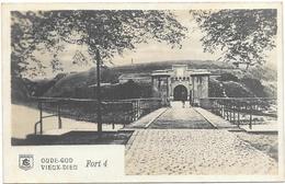 Vieux-Dieu NA6: Fort 4 - Mortsel