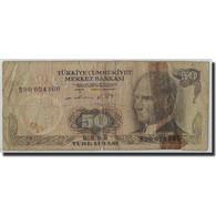 Billet, Turquie, 50 Lira, 1970, 1970-01-14, KM:188, AB+ - Turkey