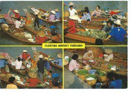 Floating Market Thailand - Thaïlande