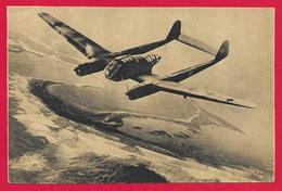 CPA Aviation - Luftwaffe - FW 189 - 1939-1945: 2nd War