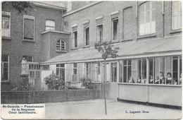 St-Genois NA1: Pensionnat De La Sagesse. Cour Intérieure - Zwevegem