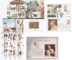 Lot Divers Pape Jean Paul II - Autres - Europe