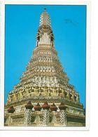 The Pagoda In Temple Of Dawn Bangkok - Thaïlande
